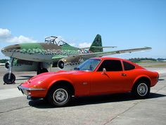 opel GT source - USA Ca