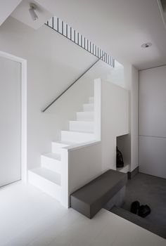 Cozy House by Form/Kouichi Kimura Architects Minimal Design, I don't know if this is cozy but love the simplicity.