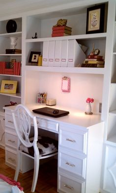 Before and After...... A bookcase and room makeover story....... | My Chic Retreat