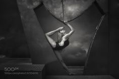 V for Vertex - Pinned by Mak Khalaf Performing Arts ballerinaballetbeautifulblackcitydancedancergymnasticsmodelpolestreetwhite by christos-lamprianidis