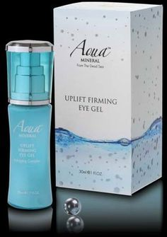 Aqua Mineral from the Dead Sea Uplift Firming Eye Gel by Aqua Mineral. $64.90. Dead Sea Salts and Minerals, found at the lowest point on earth, are famous for their remarkable health and beauty benefits.. The Uplift Firming Eye Gel is a non-oily gel designed to protect ultra-sensitive skin around the eyes, reduce puffiness, dark circles, and prevent premature signs of aging.. 1.7 Fl. OZ. Made in Israel. Aqua Mineral is a complete skin care system created to help slow down...