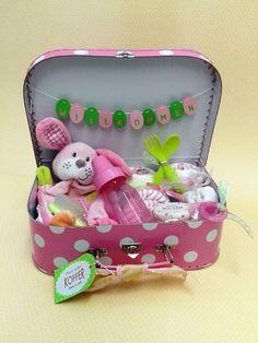 Baby erster Koffer