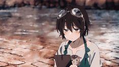 Kujira no Kora wa Sajou ni Utau, Chakuro Animated Icons, Animated Gif, Nanbaka Anime, Anime Gifts, Cute Anime Pics, Cool Animations, Kawaii Anime Girl, Aesthetic Anime, Anime Characters