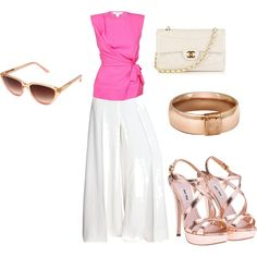 Love this but I dnt know about the pants., created by tamara-dennis-valdiserri.polyvore.com