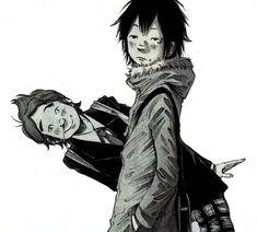 Seki and Shimizu