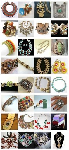 Just Jewelry: Some of my favorite eBay jewelry auctions ending soon. Links here: http://bit.ly/MDsipE