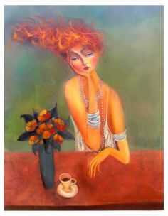 Kate Smith is a contemporary artist living in Southwest Victora. Kate creates her paintings using pastels. Kate Smith, Art Poses, Art For Art Sake, Whimsical Art, Art Music, Figurative Art, Art Google, Love Art, Contemporary Artists