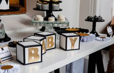 Fit For A Prince Baby Shower | Props
