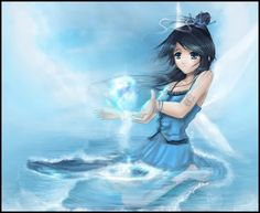 anime with water power - Google Search