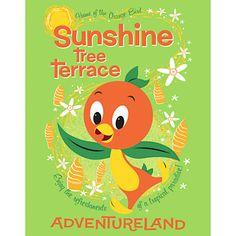 New Orange Bird Merchandise!