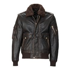 #DIESEL has cool leather jackets for him and her - available at #DesignerOutletParndorf