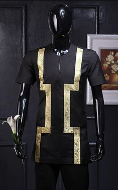 African Wear Styles For Men, African Shirts For Men, African Attire For Men, African Wear Dresses, African Men Fashion, Native Wears, Tailored Fashion, African Traditional Dresses, Designer Clothes For Men
