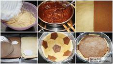 Tarta de balón. Para correr más, se puede hacer con planchas de bizcocho ya hecho y rellenarlo con helado (o helado y trozos de galletas y nueces).