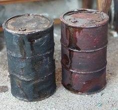 http://makingscalemodels.blogspot.fi/2016/05/how-to-paint-oil-barrel.html