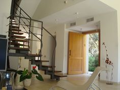 interior design Divider, Stairs, Interior Design, Projects, Room, Furniture, Home Decor, Nest Design, Log Projects