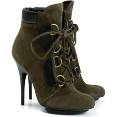 fc0087e92929 Wynsors Army leather boots. Giuseppe Zanotti Boots