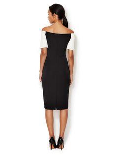 Joan Colorblocked Sheath Dress by LRK at Gilt