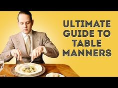 Meal Type Lunch Table Manners – Ultimate How-To Guide To Proper Dining Etiquette For Adults & Children Table Manners, Good Manners, Hostess Wanted, Lunch Table, Dining Etiquette, Etiquette And Manners, Formal Dinner, Table Set Up, Serving Utensils