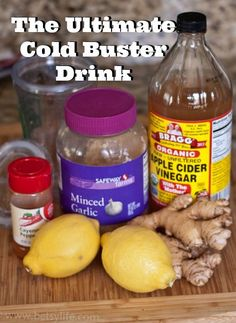 Chase away that cold with this cold busting drink recipe  Betsylife.com