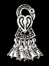 Museum Replica Viking Pendants in Silver & Bronze - silver Norse Clothing, Medieval Clothing, Renaissance, Irish Jewelry, Fantasy Costumes, Historical Art, Bronze Age, Finland, Tallit