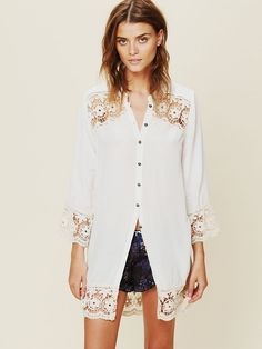 FP - It's a night shirt but Id probably wear it out with leggings and boots