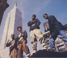 "The Pharcyde is a West Coast underground/alternative hip hop group. The group was formed in 1991 in South Los Angeles, California, United States, where the group's members grew up. The group was one of the most well known of the first wave of alternative hip-hop acts. The original members of the group are ""Slimkid3"" (Tre Hardson), ""Fatlip"" (Derrick Stewart), ""Imani"" (Emandu Wilcox) and ""Bootie Brown"" (Romye Robinson)."