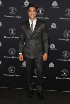 Daniel Henney - Celebs at the 50th Anniversary Wool Awards