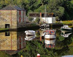 Lerryn of St Winnows and St Veep. Memories of Cornwall
