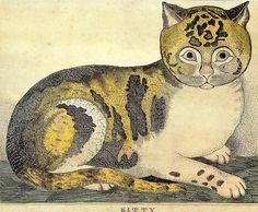 Chat - Kitty 1823, George White (1791-1873) Metropolitan Museum of Art, New York