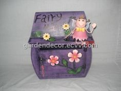 Fairy Mail Box (YS10383) - China mail box