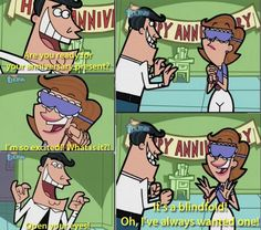 My favorite scene from Fairly Odd Parents.