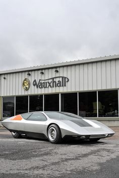 1970 Vauxhall SRV (Styling Research Vehicle)