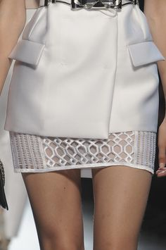 Gianfranco Ferré Spring 2011 Ready-to-Wear Collection by Tommaso Aquilano and Roberto Rimondi