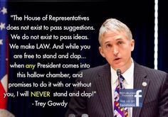 TREY GOWDY, DEATH THREATS AND THE BENGHAZI INVESTIGATION!