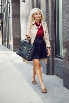 Style Sessions: Leopard Flats For Fall  - The Glitter Guide