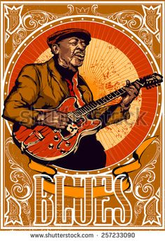 blues posters vintage - Google Search