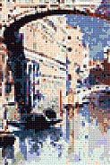 free cross stitch chart click on cxema zip  venice