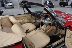 Herando - Maserati Mistrale Spyder, one of 12 RHD Ferrari California, Classic Sports Cars, Maserati, Clutch, Vehicles, Autos, Convertible, Automobile, Car