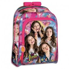 Disney Channel, Sons, Lunch Box, Lily, Backpacks, Color Rosa, Activity Toys, Ideas, Hair