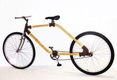 'greencycle' bamboo bikes.