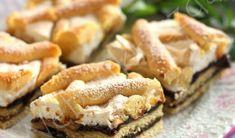 Szilvás habos sütemény Fondant, French Toast, Pie, Breakfast, Food, Drink, Torte, Morning Coffee, Cake