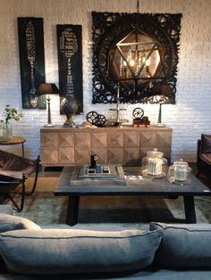 Industrial style per Dialma Brown!