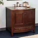"""Morgan 36"""" Single Bathroom Vanity Set"""