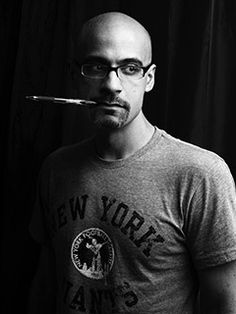 """Junot Díaz, fresh from being awarded the MacArthur Foundation """"genius'' grant last week, received another honor on Wednesday when he was named a finalist in the fiction category for the National Book Awards. October 10, 2012  http://artsbeat.blogs.nytimes.com/2012/10/10/diaz-and-caro-among-finalists-for-national-book-award/?smid=tw-share"""