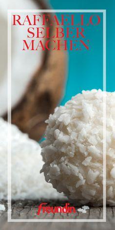 Süße Versuchung: Kokos-Kugeln selber machen