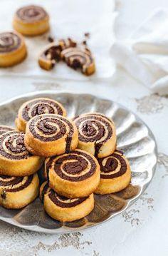 Шоколадно-ванильное печенье Это печенье понравится всем без исключения и примирит любителей шоколада с поклонниками ванили.