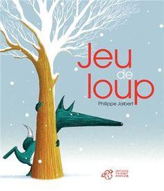 Wolf's game / Jeu de loup on Behance (by Philippe Jalbert) Edition Jeunesse, Th 5, Album Jeunesse, Petite Section, Story Time, Grade 1, Book Activities, Kindergarten, Wolf