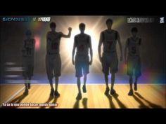 Kuroko no Basket 2 Opening 1 - Granrodeo - The Other Self !!!!!