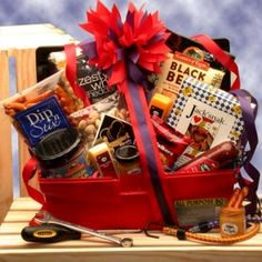Jack of all Trades Gift Tote | Buy at All About Gifts & Baskets (http://www.aagiftsandbaskets.com/jack_of_all_trades_gift_box.html)