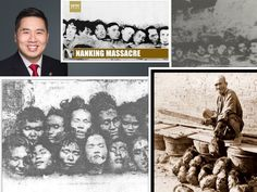 Shaun Chen using a fake Nanking Massacre postcard as a link to his YouTube Nanking Massacre speech. It shows  bandits shot and subsequently decapitated by the soldiers of Zhang Xueliang, a Manchurian warlord and Nationalist government chief in Manchuria. Absolutely nothing to do with the Nanking Massacre or the Japanese army. Later, many similar images were cropped and described as the Nanking Massacre. Shaun!, you should be ashamed of yourself.